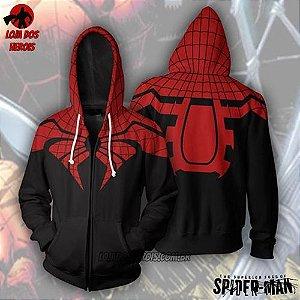 Jaqueta/Blusa Homem Aranha Superior