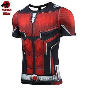 Camisa/Camiseta Homem Formiga Vingadores Ultimato Endgame