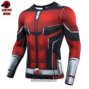 DUPLICADO - Camisa/Camiseta Homem Formiga Vingadores Ultimato Endgame