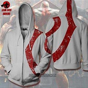 Jaqueta/Blusa Kratos - God Of War Mod 2