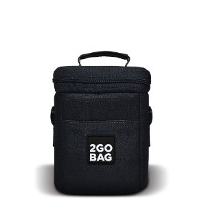 Bolsa Térmica 2goBag 4ALL Fun Mini | Black