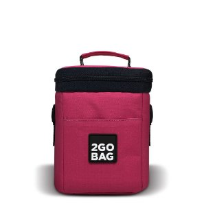 Bolsa Térmica 2goBag 4ALL Fun Mini | Pink