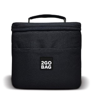 Bolsa Térmica 2goBag 4ALL Fun Mid FIT| Black