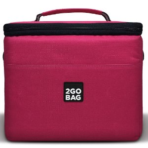 Bolsa Térmica 2goBag 4ALL Fun Pro FIT | Pink