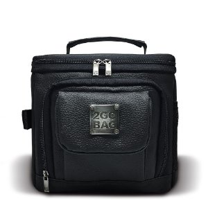 Bolsa Térmica 2goBag FASHION Mid 4Men FIT | Black