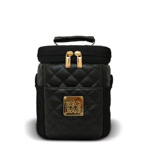 Bolsa Térmica 2goBag FASHION Mini FIT | Black