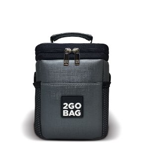 Bolsa Térmica 2goBag SPORT Mini FIT | Grafite