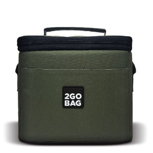 Bolsa Térmica 2goBag 4ALL Fun Mid | Militar