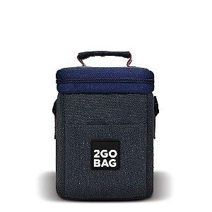 Bolsa Térmica 2goBag 4ALL Eco Mini  FIT | Gray