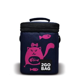 Bolsa Térmica 2goBag 4ALL KIDS Mini FIT | Kitty