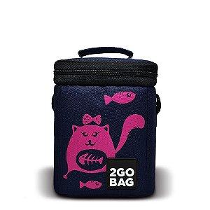 Bolsa Térmica 2goBag 4ALL KIDS Mini | Kitty