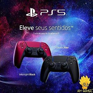 Controle Sony DualSense