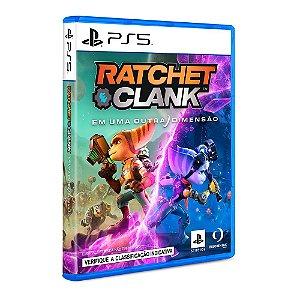 PS5 Ratchet Clank Em Uma Outra Dimensão