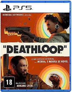 JOGO Deathloop  PS5