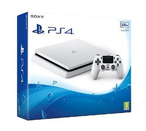 Playstation 4 500gb Ps4 Slim Branco