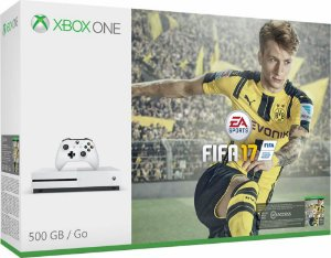 Xbox One S 500gb Bundle Fifa 17