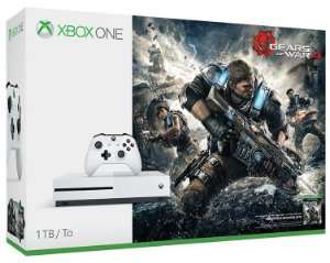 Xbox One S 1tb Bundle Gears Of War 4