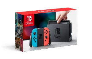 Nintendo Switch Blue / Red Edition 32GB - Azul / Vermelho