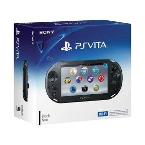 Ps Vita Slim 1Gb