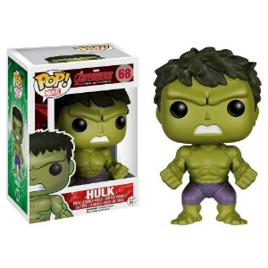 Funko Marvel: Avengers 2 - Hulk Action Figure