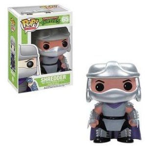 Funko Viacom 3347 Pop Television: TMNT - Shredder Multi