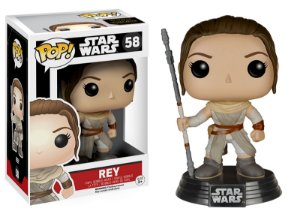 "3.75"" POP Star Wars: Episode 7 - Rey"