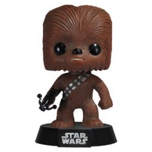 Funko Pop! Star Wars Chewbacca Vinyl Figure