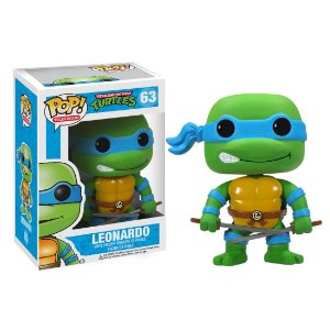 Funko 3342 POP TV TMNT Leonardo Multi