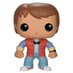Funko POP Movie Back to The Future Marty Vinyl Figure