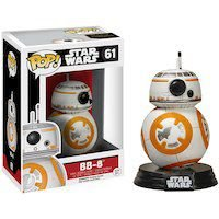 POP! Star Wars EP7 6218 POP Star Wars: EP7 BB-8