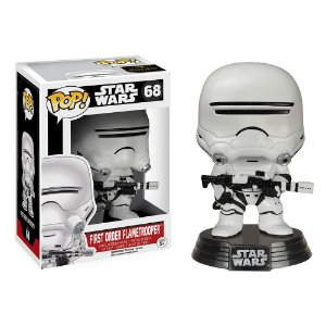 POP! Star Wars EP7 6224 POP Star Wars EP7 Flametrooper