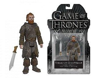 DÚVIDAS TIRE SUAS DÚVIDAS SOBRE ESTE PRODUTO INDIQUE ESTE PRODUTO INDIQUE ESTE PRODUTO A UM AMIGO Boneco Vinil Funko Pop! Television Game Of Thrones - Tormund Giantsbane
