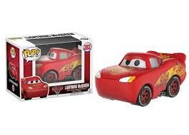 BONECO FUNKO POP CARS 3 - LIGHTNING MCQUEEN