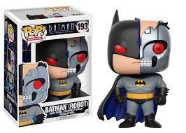 BONECO FUNKO POP ANIMATED BATMAN - BATMAN ROBOT