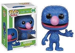 Boneco Vinil Funko Pop! Television Vila Sésamo Sesame Street - Grover