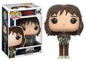 Boneco Vinil FUNKO POP! TELEVISION Stranger Things - Joyce in Lights