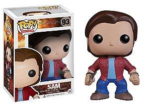 Boneco Vinil Funko Pop! Television Supernatural - Sam