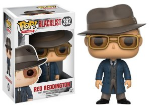 Boneco Vinil FUNKO POP! TV Blacklist Raymond Reddington
