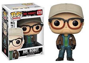 Boneco Vinil FUNKO POP! TV MR. ROBOT - MR. ROBOT