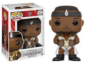Boneco Vinil FUNKO POP! WWE - Big E