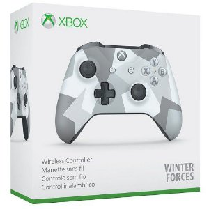Controle Xbox One S Wireless Slim Winter Forces