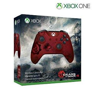 Controle Xbox One S Wireless Slim  Gears Of War 4