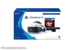 Playstation 4 Vr - Headset De Realidade Virtual Ps4 Bundle Gran Turismo Sport