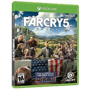 Game Far Cry 5: Edição Limitada BR - Xbox One