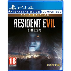 Game Resident Evil 7 Biohazard Gold Edition - PS4