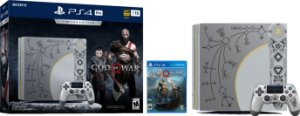 Console Playstation 4 Pro 1 TB God of War Limited Edition