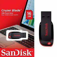 Pen Drive 16 GB Sandisk