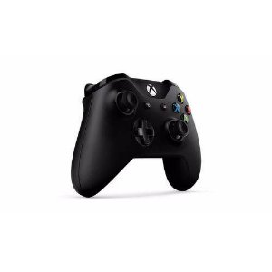 Controle Xbox One S Wireless Black Slim Preto Original Sem Caixa