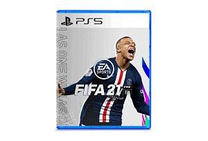 FIFA 21 Edição Ultimate para PS5™ Mídia Digital