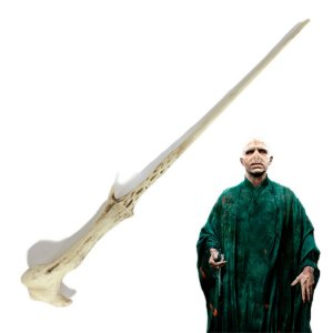 Varinha Mágica Harry Potter- Lord Voldemort- Alta Resistência